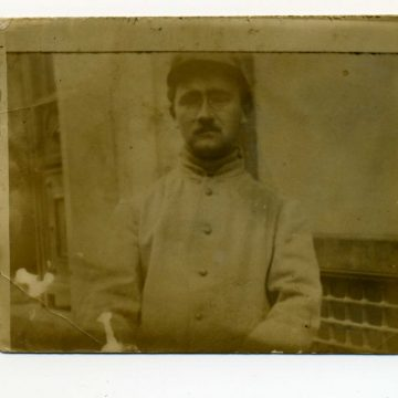 1916. god deseti februar Solun