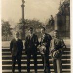 1924.god Prag, sa socijalistima